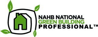 Green building logo